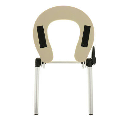 Universal Adjustable Replacement Face Cradle Platform For Massage Table Bed