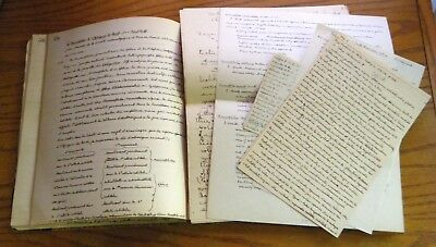 Early Personal Journal Prof H T Fernald Entomologist Naturalist NOTES ON INSECTS