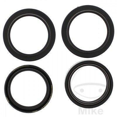 Tourmax Front Fork Oil Seals & Dust Cap Honda GL 1800 Goldwing Airbag 2016-17