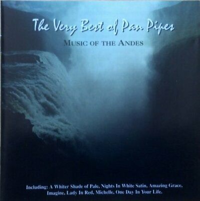 Various - Very Best of Pan Pipes - Various CD FUVG The Cheap Fast Free Post The