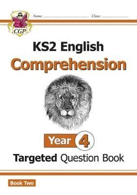 New KS2 English Targeted Question Book: Year 4 Comprehension - ... 9781782946717