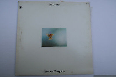 Phil Coulter – Peace & Tranquility LP, Canadian Gatefold, Vinyl NM