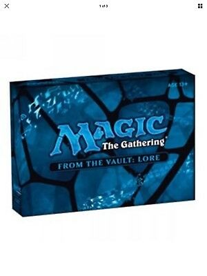 Magic the Gathering - FROM THE VAULTS LORE - FTV - Sealed New