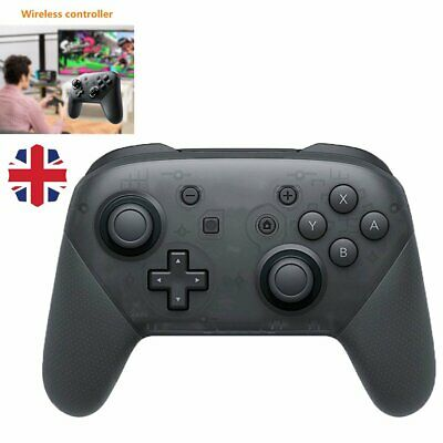 Wireless Bluetooth Pro Controller Gamepad+Charging Cable for Nintendo Switch Hot