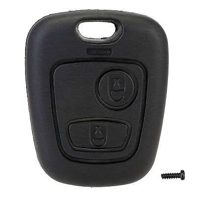 2 Buttons Remote Car Key Fob Case Shell Cover For Peugeot Boxer Expert Partner