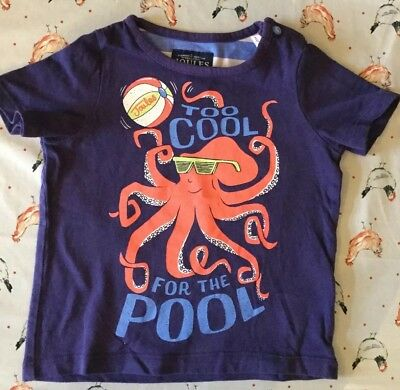 joules baby boy 12-18 months T Shirt