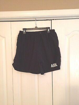 US Army / Navy / Air Force  PT Shorts Uniform Physical Training Trunks