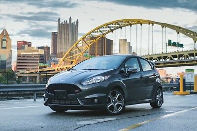 2017 Ford Fiesta ST Clean Low Mileage CERTIFIED PRE-OWNED Ford Fiesta ST!