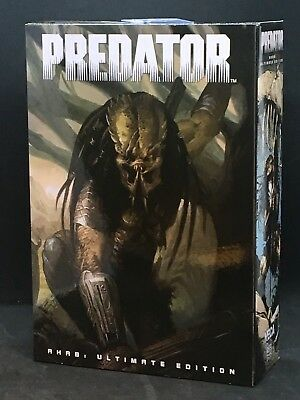 "NECA 7"" Scale Ultimate Ahab Predator"