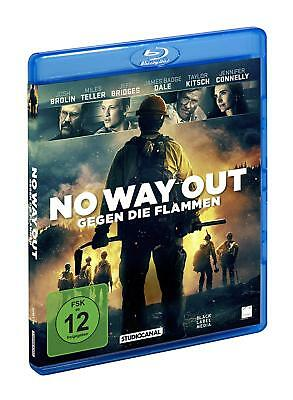No Way Out - Gegen die Flammen - Josh Brolin, Jeff Bridges - Blu Ray