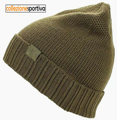 32b8b4ecc3 CAPPELLO BERRETTO NIKE HONEYCOM BEANIE - 925417-395 col. miele/honey ...