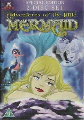 Little Mermaid - Little Mermaid Double [DVD] - Little Mermaid CD GQVG The Fast