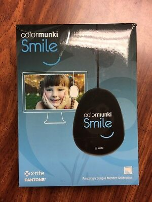 X-Rite ColorMunki Smile Monitor & Display Calibrator