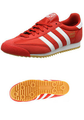 best sneakers d8fa1 15695 ADIDAS ORIGINALS BB1267 DRAGON OG SNEAKER TURNSCHUHE rot
