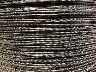 14 AWG BLACK 200c High-Temperature Appliance Wire SRML 25' FT