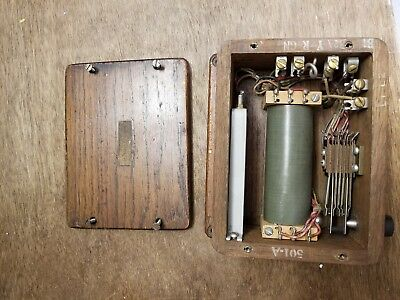 Western Electric 501 A Subset Railroad