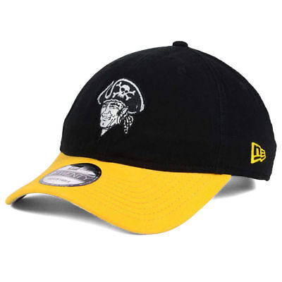 Pittsburgh Pirates New Era MLB Core Classic Cooperstown Head Adjustable Cap Hat