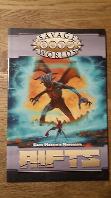 Savage Worlds Rifts – Game Master's Handbook