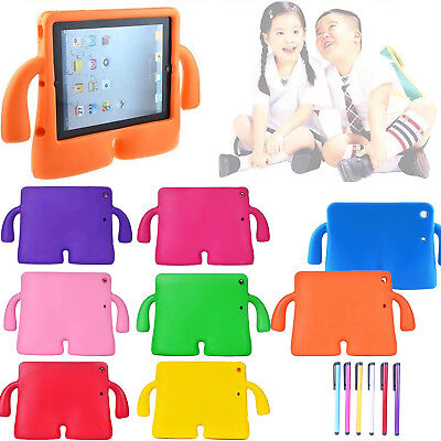 For Apple iPad Mini Air 9.7 2018 Kids Safe Shockproof EVA Foam Stand Case Cover