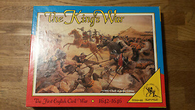 The King's War – Clash of Arms Cosim