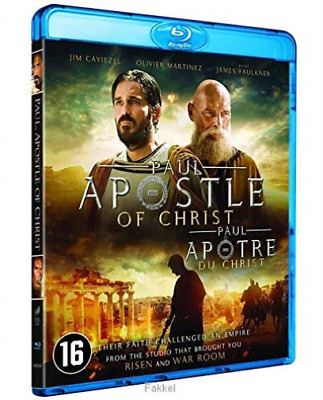 Paul - Apostle Of Christ BLU-RAY NEW