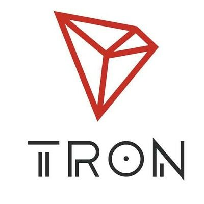 15000 TRON TRX virtual cryptocurrency coins