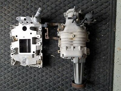 Supercharger & Manifold 1994-2004 GM 3.8L Buick Pontiac And Olds OEM # 12590299