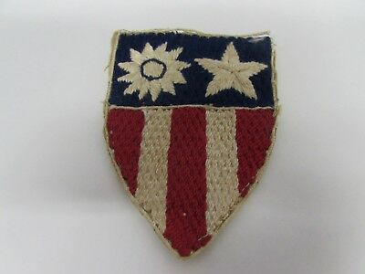 WWII US Army China Burma India Foreign made patch.