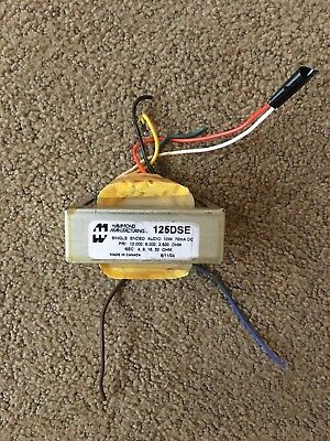 Hammond 125 DSE Output Transformer