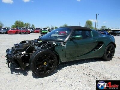 2005 Lotus Elise Track car, project, repairable, export