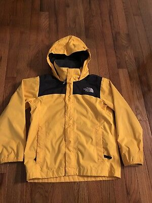 8f082768af25 NEW BOYS THE North Face Resolve Waterproof RAIN Jacket SIZES ...