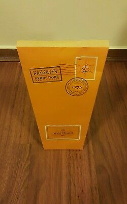 Veuve Clicquot Champagne Genuine Envelope Ice Bucket!
