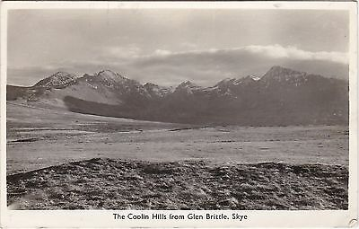 The Coolin Hills, GLEN BRITTLE, Isle Of Skye, Inverness-shire RP