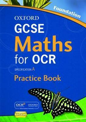 Oxford GCSE maths for OCR. Foundation by David Rayner (Multiple-item retail