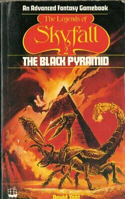 The Legends Of Skyfall 2: The Black Pyramid by Tant, David Paperback Book The