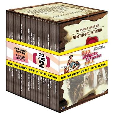 Bud Spencer & Terence Hill - Monster-Box Extended  [22 DVDs]