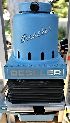 Beseler Enlarger Model 23 C Series II with Stand