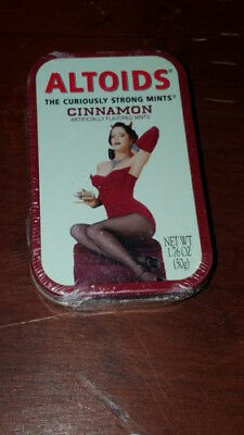 Limited Edition ALTOIDS Sindy Cinnamon Pin-Up Devil Girl with Horns Sealed