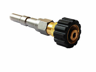 Adapter for Quick Coupling Kw High Pressure Pistol Wap Nilfisk Alto Poseidon M22