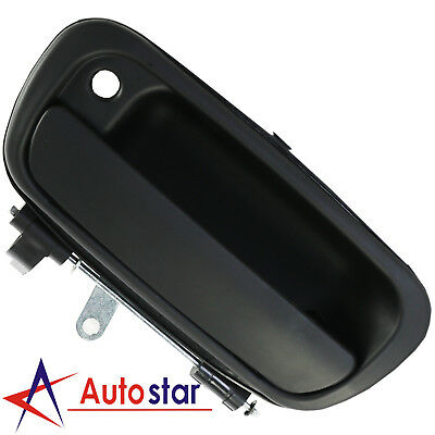 For Toyota Tundra 2000-2006 Pickup Truck Black Rear Tail Gate Tailgate Handle