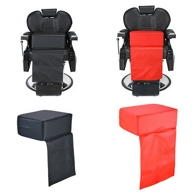 Extra Cushion Child Chair Seat Booster Salon Barber Haircut Hairdressing Red Uk