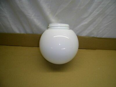 Replacement White Glass Shade For A Coughtrie Outside Light
