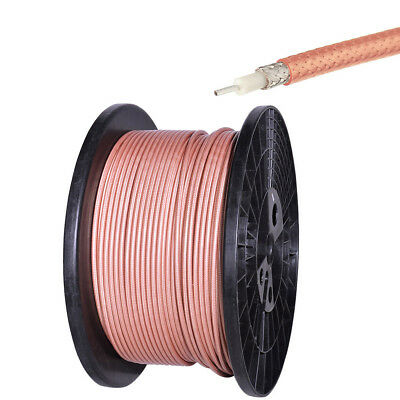 RF Coaxial cable Adapter Connector M17/128-RG400 RG400 / 20feet 609cm Coax Cable