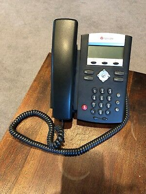 Polycom SoundPoint IP 320 SIP VOIP Phone