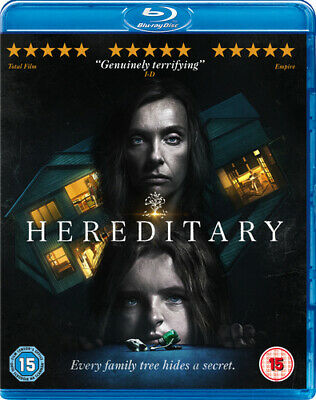 Hereditary Blu-Ray (2018) Toni Collette ***NEW***