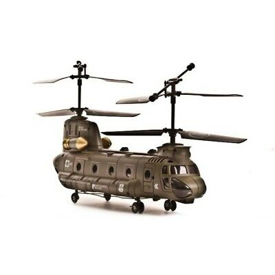 RC helicopter Boeing CH-47 Chinook Radio Сontrol 40Mhz IR-control Gift Toy Boys