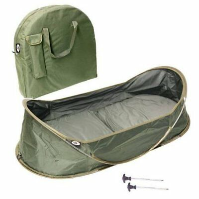 NEW NGT Carp Coarse Fishing Fast Popup Padded Unhooking Mat Cradle + Pegs & Case