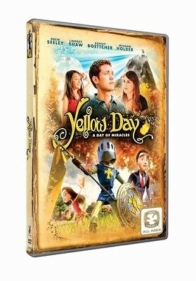 Yellow Day [New DVD] Ac-3/Dolby Digital, Dolby, Subtitled, Widescreen