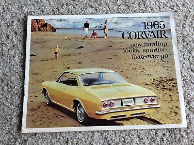 Corvair Restorer/'S Guide Authenticity Numbers Colors Options 1960-1969 Book