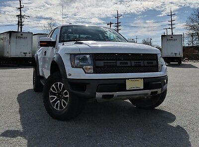 2012 Ford F-150 SVT Raptor 2012 Ford F-150 SVT Raptor SuperCab ** LOW MILES / NO ACCIDENTS / ONE OWNER **